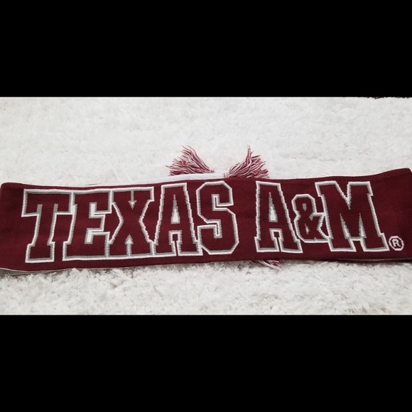 PINK Texas A&M Scarf